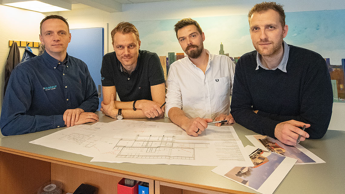 Mandrup Viborg Arkitekt Ingeniør